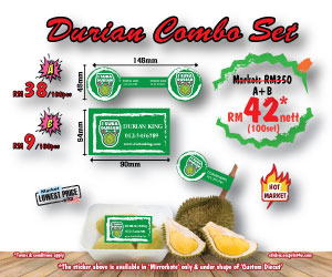 Durian Conbo Set