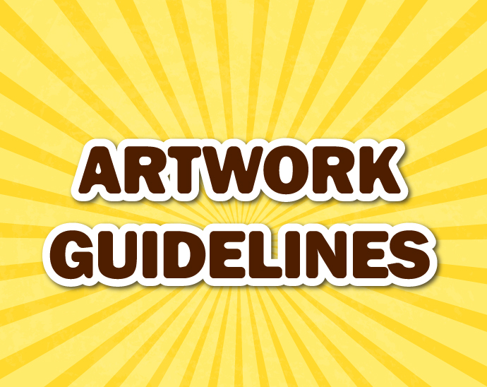 Artwork Guidelines