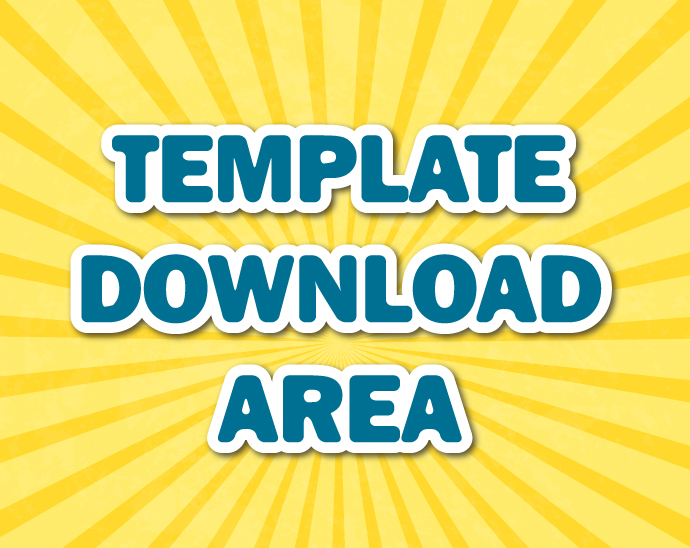 Template Download Area